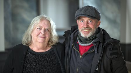 Michael Cocks, from Thetford, and his mum Lynne Oakes are set to feature on ITV's Long Lost Family