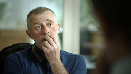Michael Cocks, from Thetford, had not seen his mum for 52 years