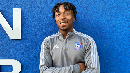Former West Brom winger Kyle Edwards has signed a three-year deal at Ipswich Town.