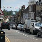 The parking nightmare on Forehill, Ely, continues