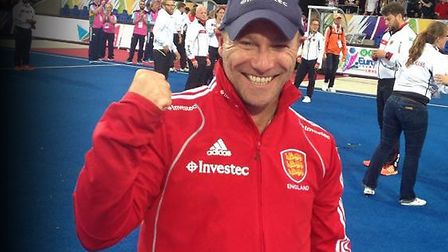 Danny Kerry. Picture: ADY KERRY/ENGLAND HOCKEY