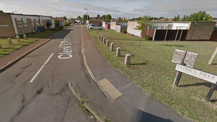 Two mountain bikes were stolenfrom a garden on Clerk's Piece in Beccles.