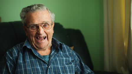 Ted Kirk's family are hoping to surprise him with 100 cards for his birthday this month.