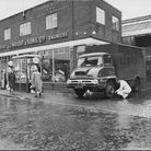 Places - D The picture shows the company Motor, J.J. Wright and Sons Limited Engineers of Dereh