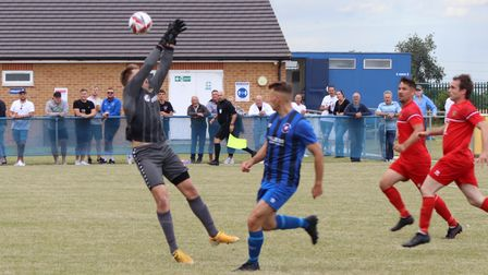 Whittlesey Athletic vs Great Yarmouth Town August 7 2021