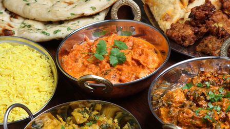 There's nothing offensive about the term 'curry' says Andy Newman