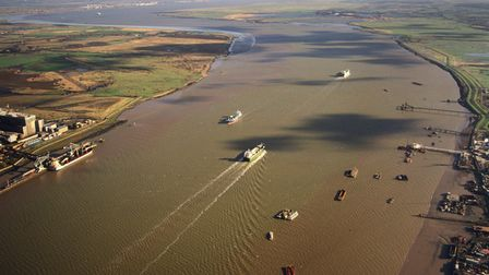 Thames Estuary... could rival Hollywood for movie-makers