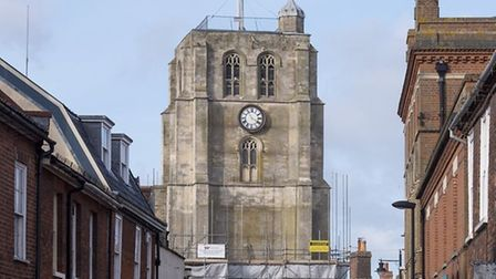 beccles bell tower