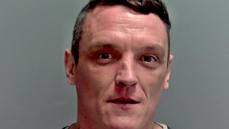 James Spittles, 38, of no fixed address, wasjailed for two-and-a-half years