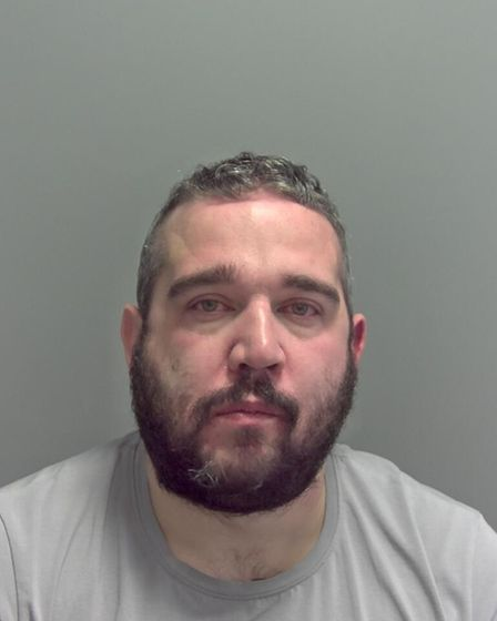 Louis Sullivan, 32, of Ives Way, Hopton, was jailed for four years