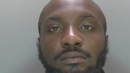 Joshua Obah was caught by Cambs police in the midst of a drug deal