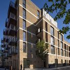 Poplar's new Barchester Court built by Canary Wharf Group for Tower Hamlets Council