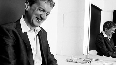 Frank Skinner will play the New Theatre in Peterborough on Sunday September 5