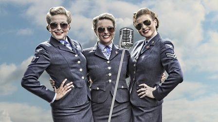 The D-Day Darlings will perform at The Maltings in Ely on Friday September 17