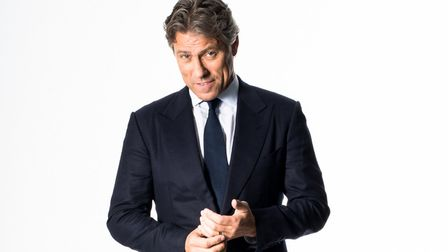 John Bishop is coming to the New Theatre in Peterborough for two nights in September.