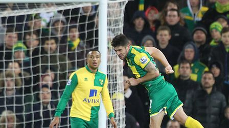 Robbie Brady was Norwich City's big-money summer signing. Picture by Paul Chesterton/Focus Images Lt