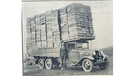 James Graven & Sons, 1933, first commercial Ford