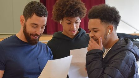 Challenging year wasn't enough to stop these ladsgetting their top GCSE grades