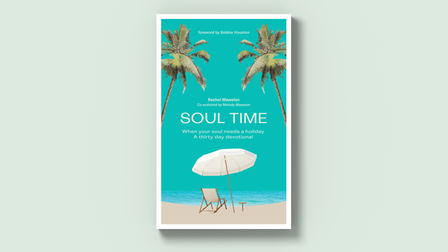 Rachel and Melody Mawston have co-written Soul Time