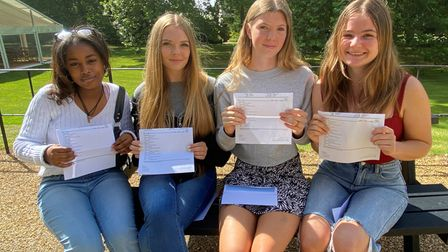King's Ely GCSE Results Day 2021