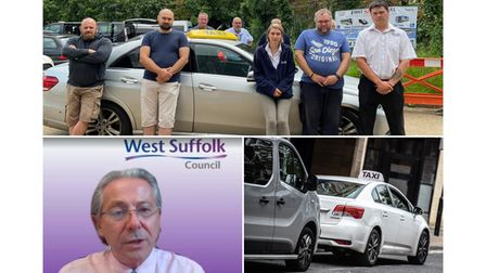 Hackney Carriage drivers have postponed their strike over changes to rules in the West Suffolk Council area.