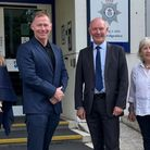 Claire Danks met Cambridgeshire's police commissioner Darryl Preston to talk about the support of the Road Victims Trust