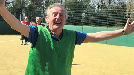 Whittlesey walking football team appeal