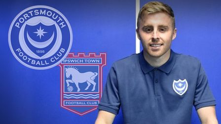 Joe Morrell has signed for Portsmouth, turning down Ipswich Town in the process