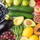 Healthy food vital for your body
