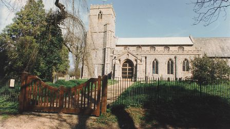 Churches - HPlace of rare beauty, the Church of St Lawrence with its fine wooden carvings and