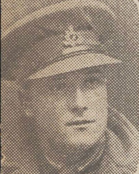 Nelson Suttle was 21 when he died after being discharged from the army before WW1 ended