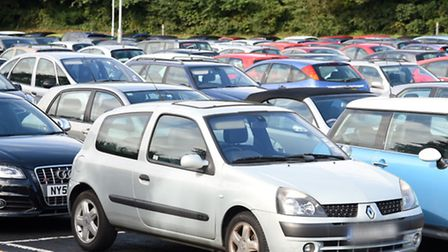 Decision day at County Hall on proposed parking changes for staff at the council's offices in Norwic