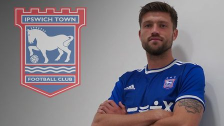 Cameron Burgess has signed for Ipswich Town