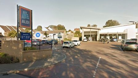 Woman in Aldi queue atLisle Lane, Ely store pays for stranger's shopping