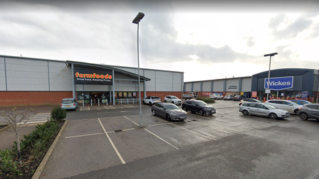 A woman in her 50s was assaulted outside of a Farmfoods store in King's Lynn.
