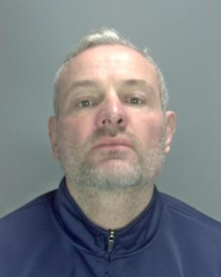 Dean Enifer who was arrested alongside Peter McKenna for supplying cocaine in Norwich.
