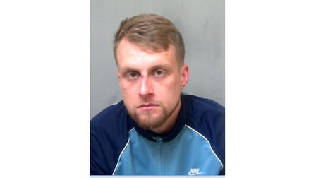 Kieran Smith is wanted in connection with a robbery that happened in Basildon