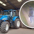 Valuable GPS guidance systems were stolen from three Norfolk farms on August 15