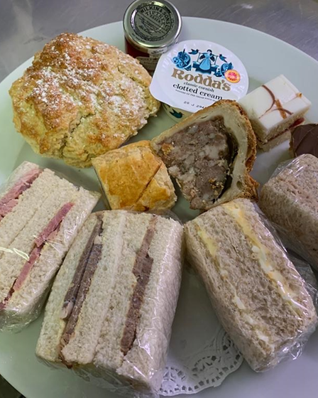 The Granary Tea Room Cafe inHelpston Heath, Peterborough is amongthe best afternoon tea hotspots in the local area.