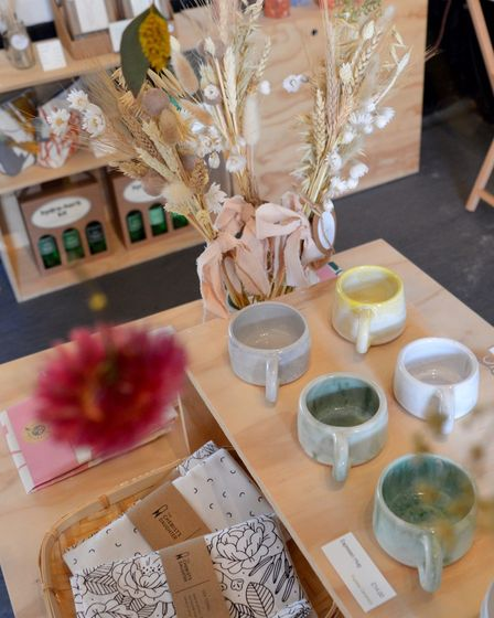 Thrive Collective's summer pop-up at Helmingham Hall features ceramicists and printmakers