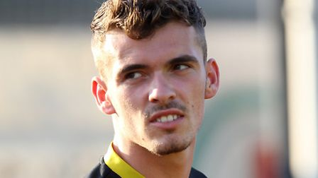 Norwich City defender Harry Toffolo has joined League One Peterborough on loan until the end of the