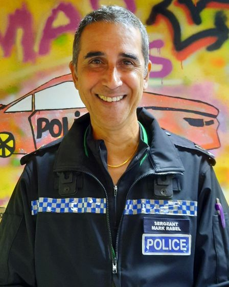 Ely police sergeant Mark Rabel is leaving his East Cambs position after three and a half years