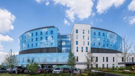 Royal Papworth Hospitalwas crowned a regional winner of the Royal Institute of British Architects' awards.