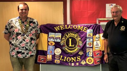 New president for March Lions