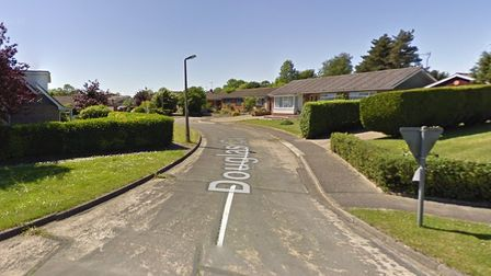 Witnesses are sought following a burglary at a home on Douglas Close in Halesworth.