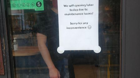 Nandos in Norwich is currently closed.