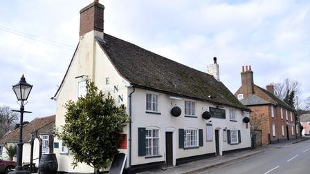 The Swan in Alderton is up for £325,000