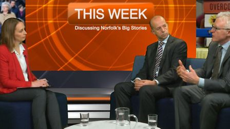 Clare Precey, Michael Scott and Norman Lamb on This Week
