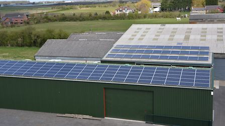 Renewable Solutions offer a range of technologies, including solar