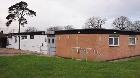 The Harford Community Centre at Peterkin Road. Picture: DENISE BRADLEY